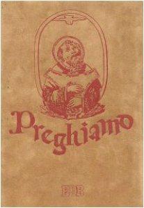 Copertina di 'Preghiamo. Libro di preghiere per anziani'