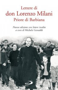 Copertina di 'Lettere di don Lorenzo Milani priore di Barbiana'
