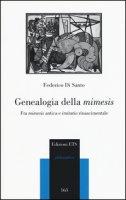 Genealogia della mimesis. Fra mimesis antica e imitatio - Di Santo Federico