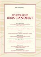 Ephemerides Iuris canonici (2013)