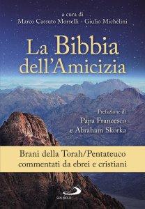 Copertina di 'La Bibbia dell'Amicizia. Pentateuco'