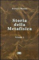 Storia della metafisica [vol_1] - Mondin Battista