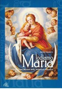 Copertina di 'Lodiamo Maria (voci e organo)'