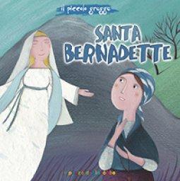 Copertina di 'Santa Bernadette'