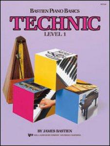 Copertina di 'Tecnica. 1° livello'