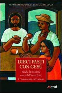 Copertina di 'La logica del pane. L'eucaristia modello dell'economia'