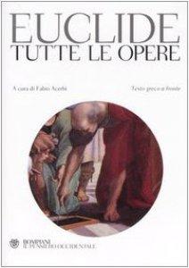 Copertina di 'Tutte le opere. Testo greco a fronte'