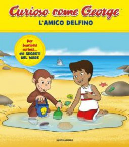Copertina di 'L' amico delfino. Curioso come George. Ediz. a colori vol.12'