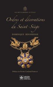 Copertina di 'Ordres et Décorations du Saint- Siège'