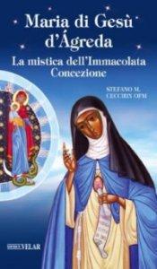 Copertina di 'Maria di Gesù d'Ágreda'