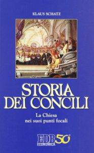 Copertina di 'Storia dei Concili'