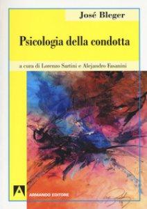 Copertina di 'Psicologia della condotta'