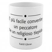 """Immagine di 'SpiriTazza """"Convertire un peccatore"""" (Kahlil Gibran)'"""