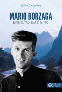 Copertina di 'Mario Borzaga'