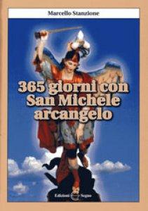 Copertina di '365 giorni con san Michele arcangelo'