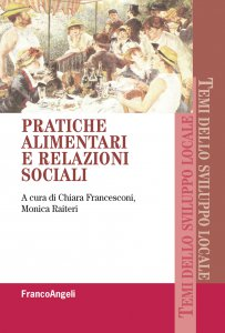 Copertina di 'Pratiche alimentari e relazioni sociali'