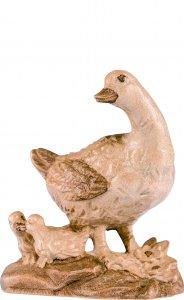 Copertina di 'Gruppo oche B.K. - Demetz - Deur - Statua in legno dipinta a mano. Altezza pari a 18 cm.'