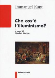 Copertina di 'Che cos'è l'Illuminismo?'
