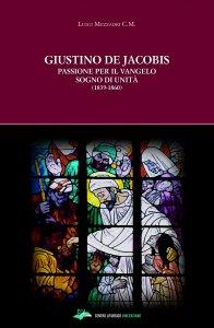 Copertina di 'Giustino de Jacobis'
