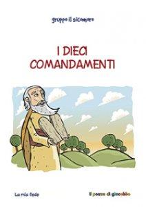 Copertina di 'I Dieci comandamenti'