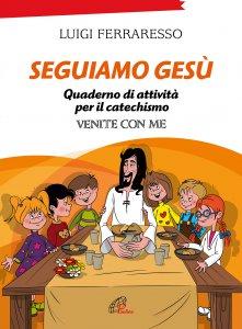 Copertina di 'Seguiamo Gesù'
