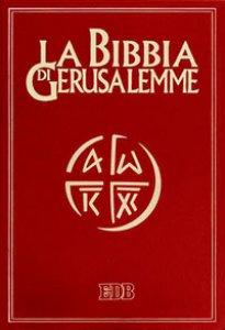 Copertina di 'La Bibbia di Gerusalemme (versione lusso - caratteri grandi)'