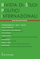 Rivista di studi politici internazionali (2015)
