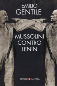 Copertina di 'Mussolini contro Lenin'