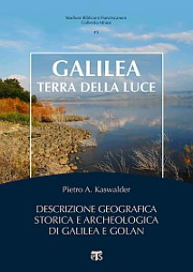 Copertina di 'Galilea, terra della luce'
