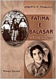Copertina di 'Fatima e Balasar'