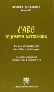 Copertina di 'L' ABC di Joseph Ratzinger'