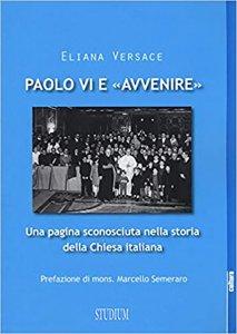 Copertina di 'Paolo VI e «Avvenire»'