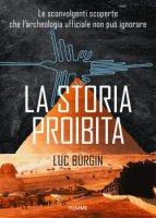 La storia proibita - Luc Burgin