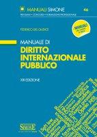 Manuale di Diritto Internazionale Pubblico - Federico del Giudice