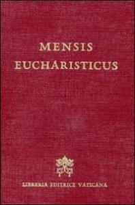 Copertina di 'Mensis Eucharisticus'