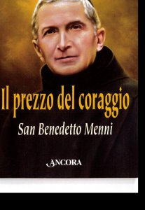 Copertina di 'Il prezzo del coraggio. San Benedetto Menni'