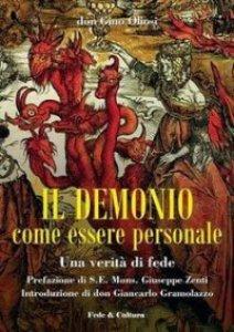 Copertina di 'Il demonio come essere personale. Una verità di fede'