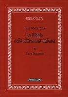 La Bibbia nella letteratura italiana. Vol. IV