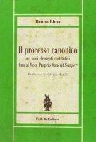 Il processo canonico - Lima Bruno
