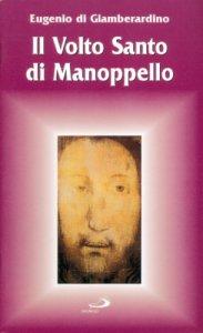 Copertina di 'Il volto santo di Manoppello'
