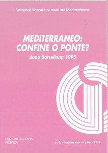 Copertina di 'Mediterraneo: confine o ponte?'