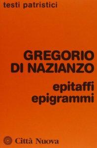 Copertina di 'Epigrammi epitaffi'