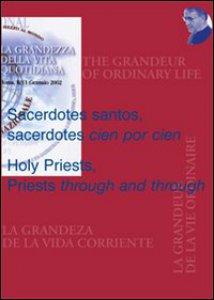 Copertina di 'Sacerdotes santos, sacerdotes «cien por cien»Holy priests, priests «through and through»'