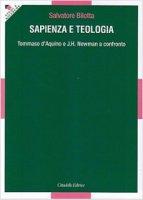 Sapienza e Teologia - Bilotta Salvatore