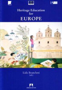 Copertina di 'Heritage education for Europe'