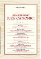 Ephemerides Iuris Canonici. Anno 55 (2015) n.1