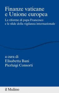 Copertina di 'Finanze vaticane e Unione europea'