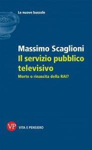Copertina di 'Il servizio pubblico televisivo'