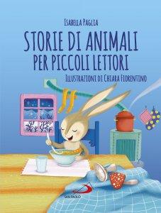 Copertina di 'Storie di animali per piccoli lettori'