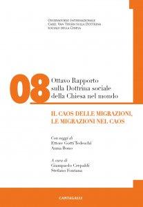 Copertina di 'Ottavo Rapporto sulla Dottrina sociale della Chiesa nel mondo'